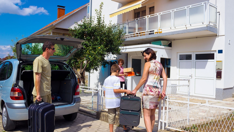 Perché comprare casa all'estero e poi affittarla?